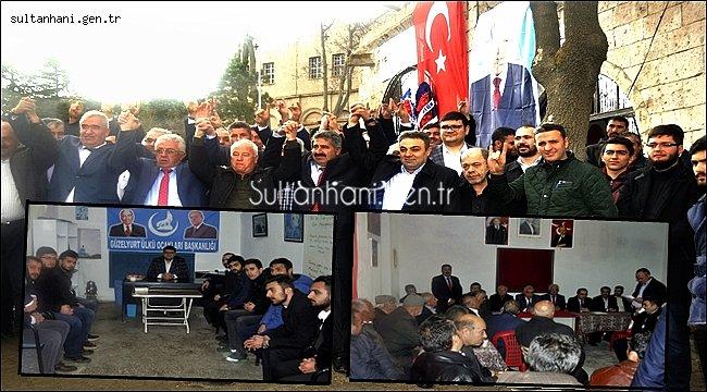 MHP 2017 GÜZELYURT KONGRESİNİ DÜZENLEDİ