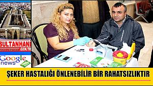 DR. BURAK BURSALI, 'ŞEKER HASTALIĞI ÖNLENEBİLİR BİR RAHATSIZLIKTIR'