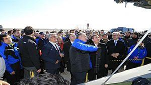 HİSAR Füzeleri Aksaray'dan ateşlendi