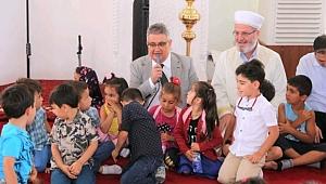 Aksaray da yaz Kur'an Kursları açıldı