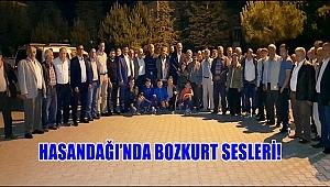 HASANDAĞI'NDA BOZKURT SESLERİ!