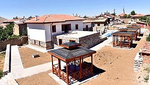 Konya Lâdikli Ahmet Hüdai Hazretleri'nin Evi Restore Ediliyor
