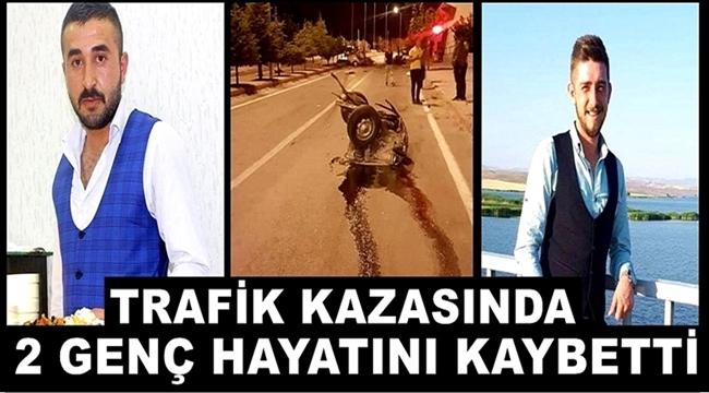 SULTANHANLI HAKAN ÇAĞLAK TRAFİK KAZASINDA HAYATINI KAYBETTİ