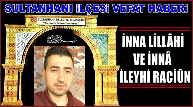 HACI MUSA OĞLU İSMAİL SOLAK VEFAT ETTİ 16.09.2018 PAZAR