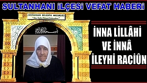 HACI İHSAN EŞİ HATİCE SOLAK VEFAT ETTİ 30.10.2018 SALI
