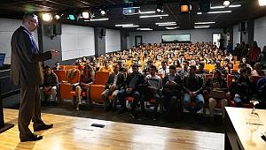 Kapadokya Üniversitesinde 'Hayallere Ulaşma' Söyleşisi Gerçekleştirildi
