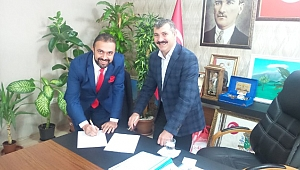 Yılmaz İlhan Aksaray Belediye Başkan Aday Adayı oldu
