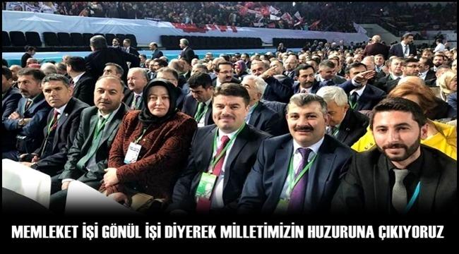 AK PARTİ İL BAŞKANI ALTINSOY,