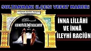 SEYİT MEHMET OĞLU HANİFİ ASAL VEFAT ETTİ 12.01.2019 CUMARTESİ