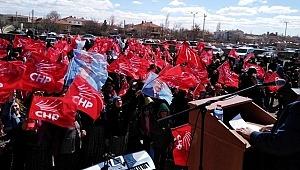 AKSARAY CUMHURİYET HALK PARTİSİ TÜM ORGANLARIYLA SAHADA