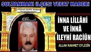 HÜSEYİN OĞLU İSMAİL ÖZTÜRK VEFAT ETTİ 05.04.2019 CUMA