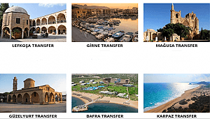 Kıbrıs Havaalanı Transferi İçin Büyük Kolaylık