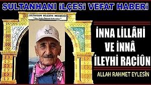 ŞIH MEHMET OĞLU HACI HÜSEYİN TOSUN VEFAT ETTİ 14.04.2019 PAZAR