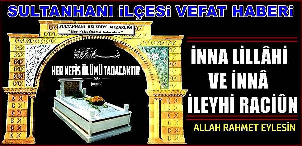 RAMAZAN EŞİ ELİF SARI VEFAT ETTİ 21.04.2019 PAZAR