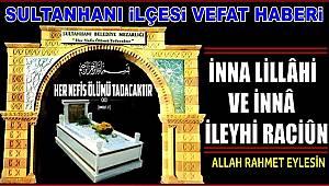 HASAN EŞİ ATİYE ALAN VEFAT ETTİ 05.05.2019 PAZAR