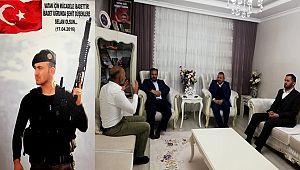 AKSARAY İHH'DAN ŞEHİT POLİS SİNAN KUNDURACI ADINA SU KUYUSU