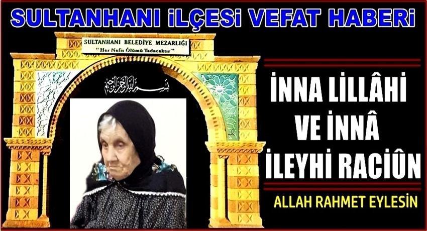 ALİ EŞİ FİRDEVS YUMUŞAK VEFAT ETTİ 13.05.2019 PAZARTESİ