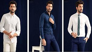 Yeni Sezon Erkek Gömlek Modelleri