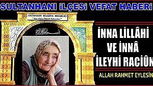 MEHMET ALİ EŞİ MELİHA CEYLAN VEFAT ETTİ 10.07.2019 ÇARŞAMBA