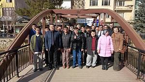 Bozkır'da Özel Öğrencilere özel bir gün yaşatıldı