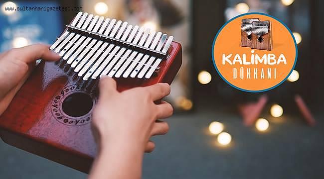 Kalimba Dükkanı ile Herkes Kalimba Sahibi Olacak