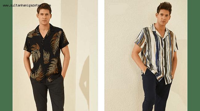 Her Tarza Uygun Erkek Gömlek Modelleri