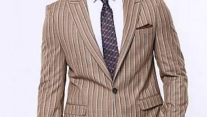 Wessi slim fit takım elbise