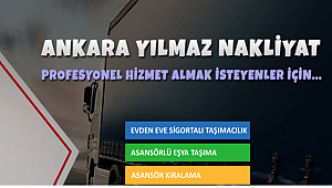 Ankara Yılmaz Nakliyat
