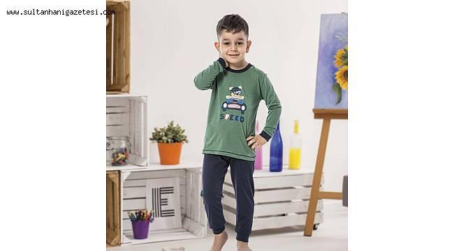 En İyi Erkek Çocuk Pijama Modelleri ve Fiyatları Öztaş Shop'ta!