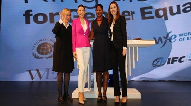Rönesans Holding, Yönetim Kurulu Başkanı Sayın İpek Ilıcak Kayaalp BM Kadının Güçlendirilmesi Prensipleri'ni imzalamasıyla iş dünyasında cinsiyet eşitliğinin önemini vurguladı