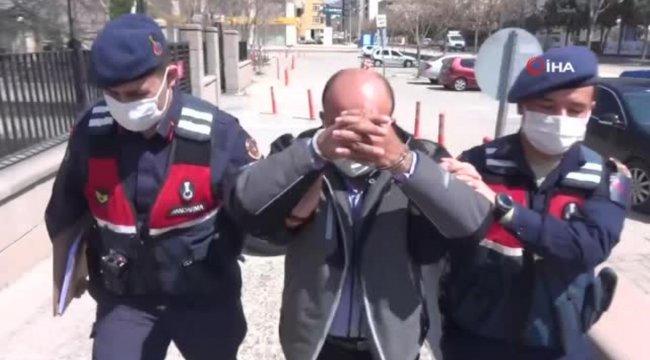 52 kaydı bulunan hırsızlık şüphelisi 53. olay mahalline geri dönünce yakalandı