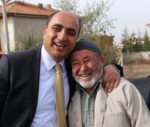 Aksaray Halkı Başkan Nevzat Palta'yı İstiyor