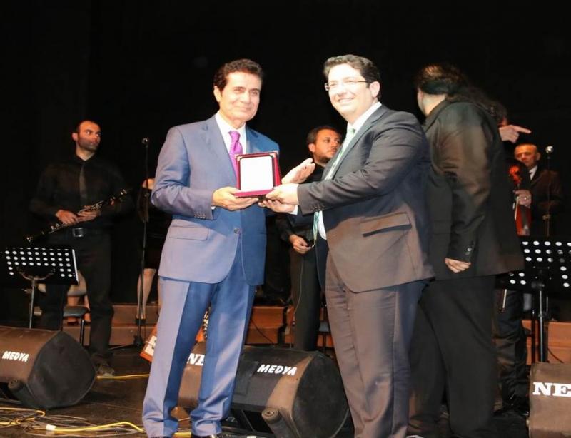 Aksaray'da Zekai Tunca Konseri Büyük İlgi Gördü