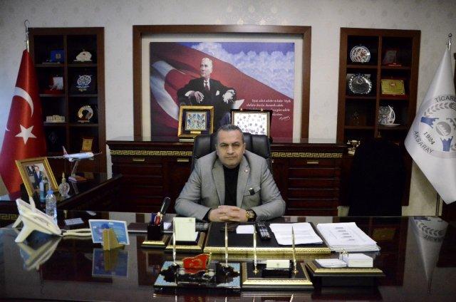 ATSO Başkanı Göktaş: 'Ekonomi 2020 yılının ikinci yarısında yükselişe geçecektir'
