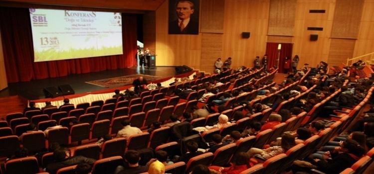 Doğa Ve Teknoloji Konferansı Gerçekleştirildi