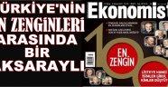 AKSARAYLI YAZICI AİLESİ TÜRKİYE'NİN EN ZENGİNLERİ ARASINDA...