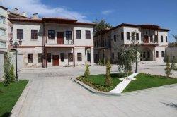 Aksaray'ın Tarihi Evleri Göz Kamaştırıyor