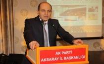 Ak Parti Aksaray İl Danışma Meclisi Toplantısı Yapıldı.