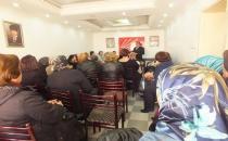 Doğan Koşar ' Kadınları Yönetime Katacağız '