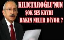 Kemal Kılıçtaroğlu'nun şok Ses Kaydı !