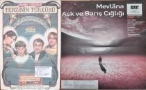 Terzinin Türküsü , Mevlana Aşk Ve Barış çığlığı İsimli Tiyatro Oyunları