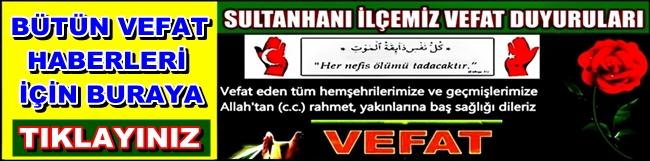 """""""sultanhanı"""